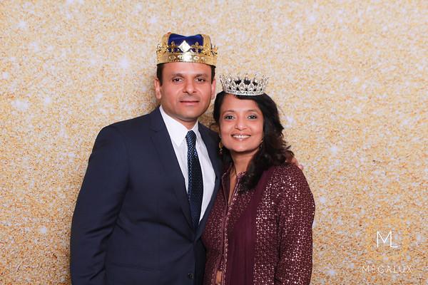 Kumar & Sonam's Wedding Reception 07-17-21