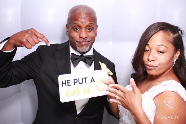 LaTrisha & Anthony's Wedding 09-19-20