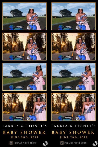 Lakkia & Lionel's Baby Shower 06-02-19