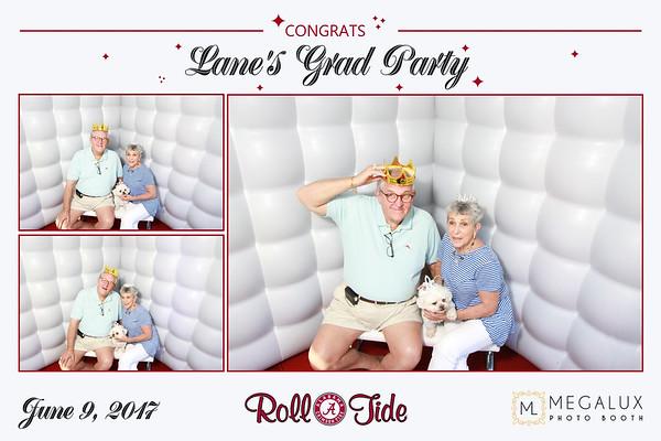 Lane's Grad Party 06-09-17