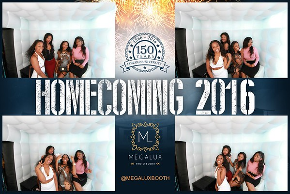 Lincoln University Homecoming 2016