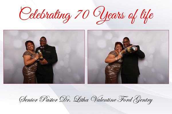 Litha Ford Gentry Birthday Celebration 02-18-18