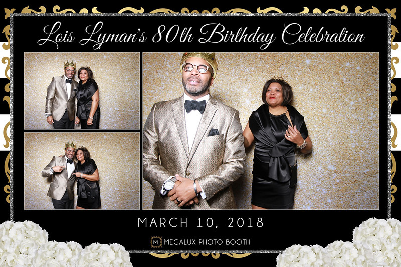 Lois Lyman's 80th Birthday Celebration