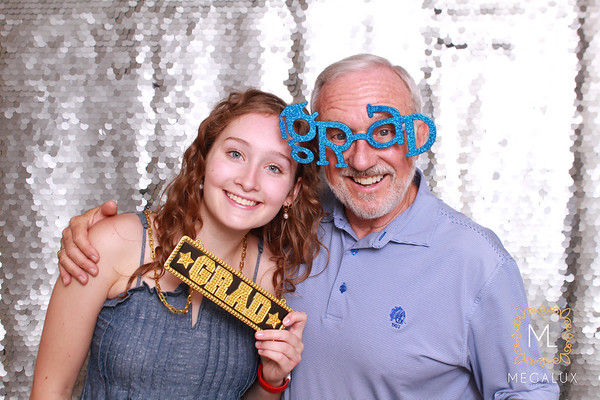 Lucy's Grad Party 07-25-2020