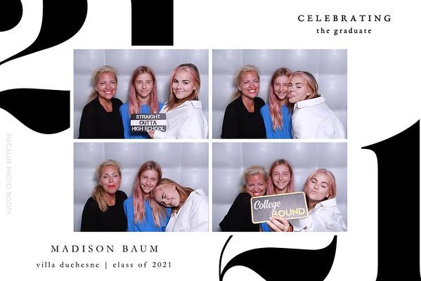 Madi's Graduation Party 07-10-21