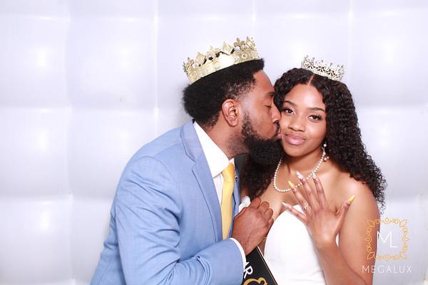 Marcia & Jeffrey's Wedding Reception 08-21-21