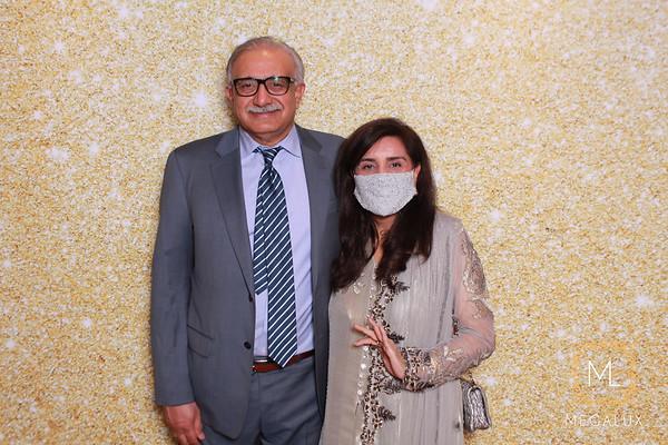 Mariam & Amaad's Wedding 04-03-21