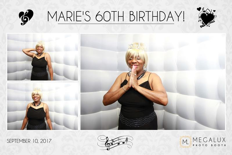 Marie's 60th Birthday Celebration 09-10-17