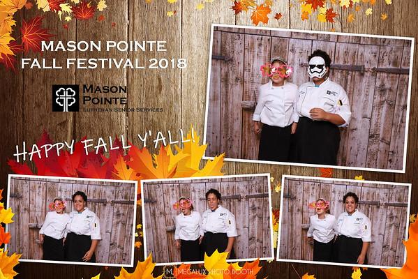 Mason Pointe Fall Festival 10-13-18