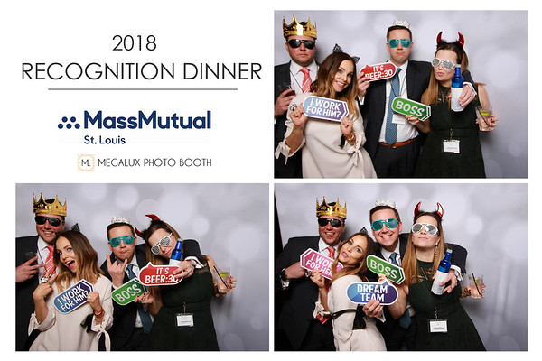 Mass Mutual 2018 Recognition Dinner 01-26-18