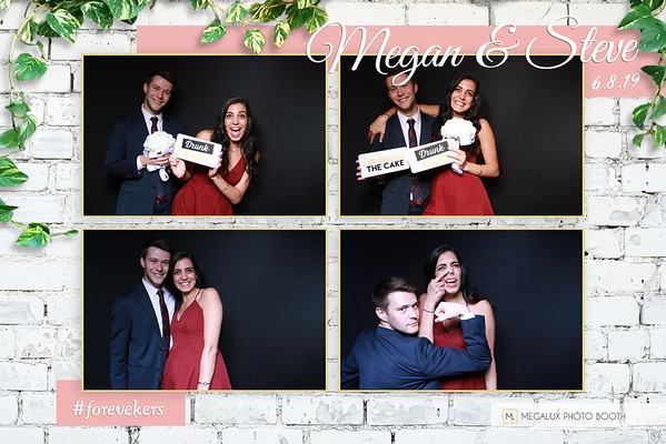 Megan & Steve Wedding 06-08-19