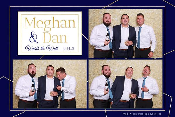Meghan & Dan's Wedding Reception 08-14-21