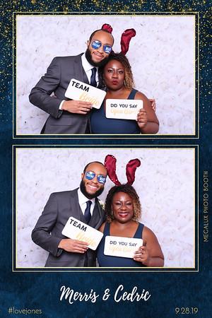 Merris & Cedric Wedding 09-28-19