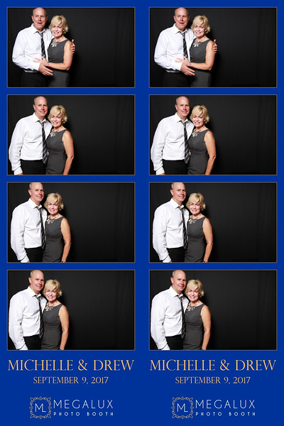 Michelle & Drew Wedding 09-09-17