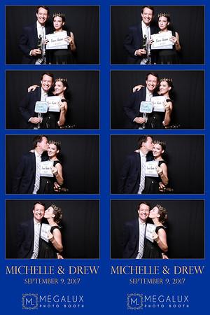 Michelle & Drew Wedding 09-09-17