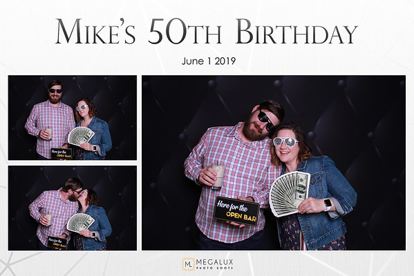 Mike's 50th Birthday Celebration 06-01-19