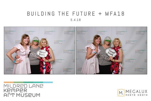 Mildred Lane Kemper Art Museum MFA Opening 05-04-18