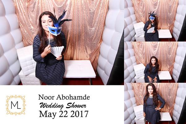 Noor Bridal Shower 05-22-2017