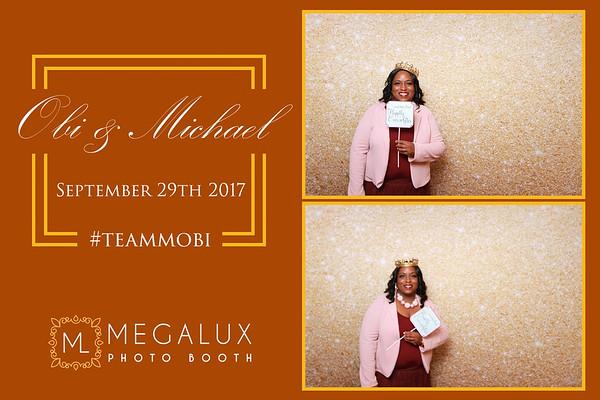 Obi & Michael Wedding 09-29-17
