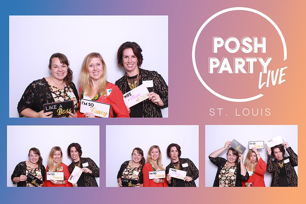 Poshmark Posh Party Live 11-12-19