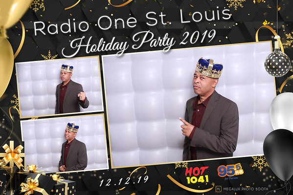 Radio One Holiday Party 12-12-19