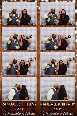 Randall & Tiffany Wedding 06-08-19