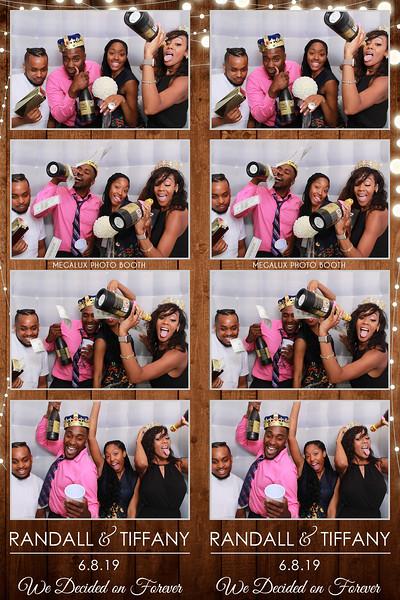Randall & Tiffany Wedding 06-08-19