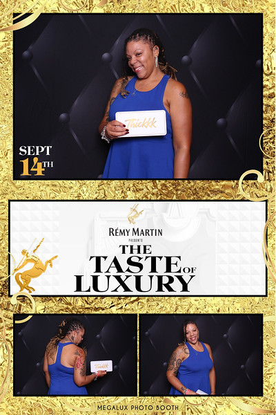 Remy Martin Presents: The Taste of Luxury 09-14-19