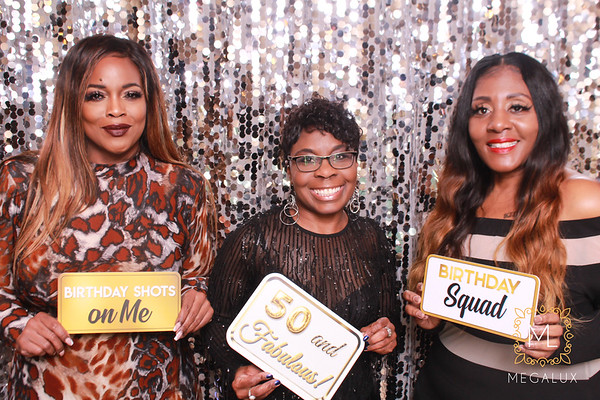 Rhonda's 50th Birthday 12-28-19
