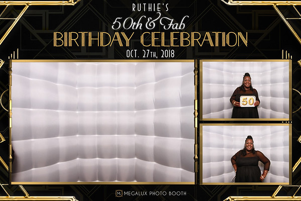 Ruthie's 50th Birthday 10-27-18