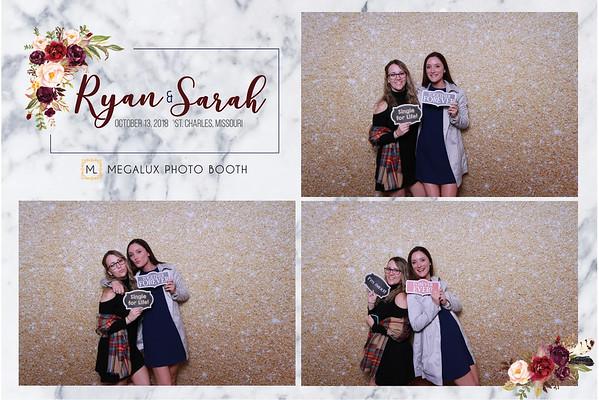 Ryan & Sarah Wedding 10-13-18
