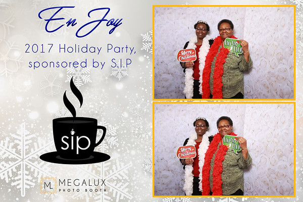 EnJoy 2017 Holiday Party by S.I.P 12-17-17