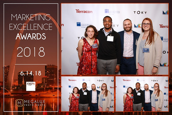 SMPS Marketing Excellence Awards 06-14-18