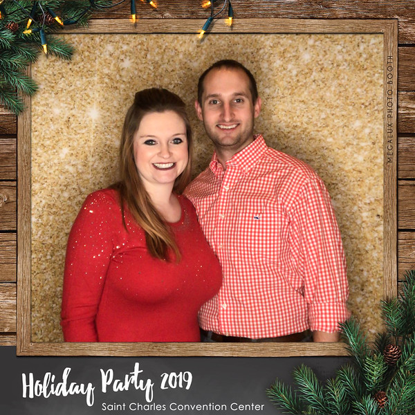 St. Charles Convention  Center Holiday Party 12-19-19