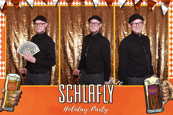 Schlafly Holiday Party 01-19-20