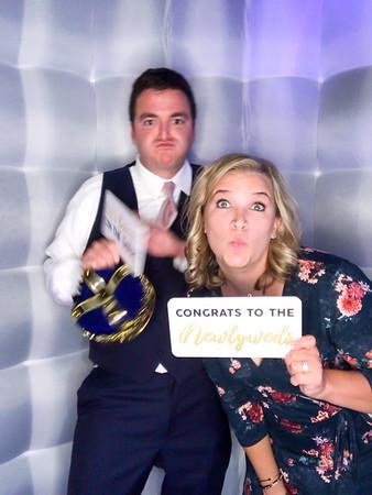 Shelby & Kyle's Wedding 10-17-20