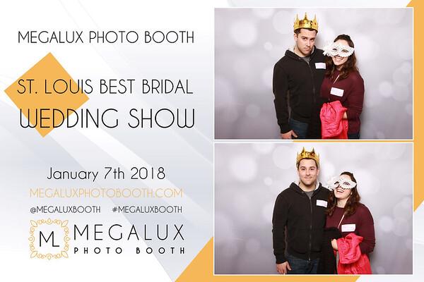 St. Louis Best Bridal Bridal Show 01-07-2018