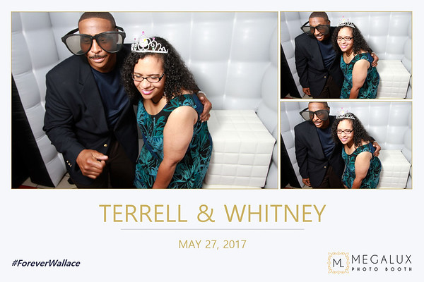 Terrell & Whitney Wedding 05-27-2017