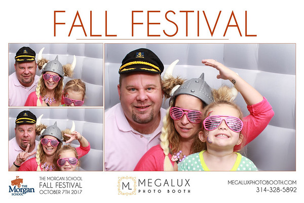 The Morgan School Fall Festival 10-07-17