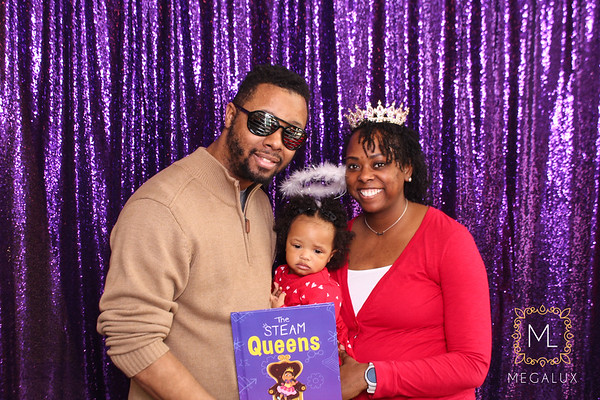 The Steam Queens Launch Party & Book Signing 02-16-19