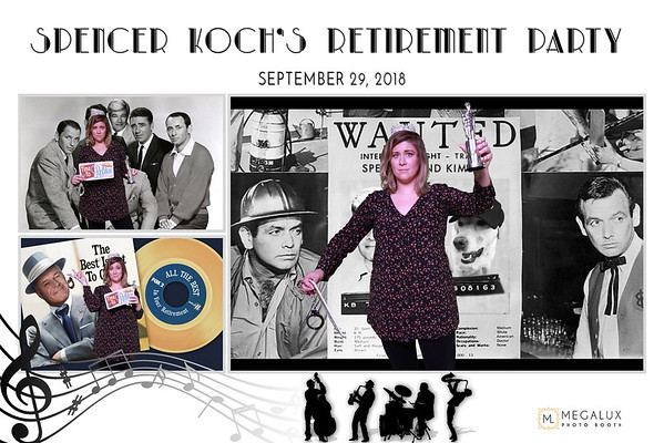 Spencer Koch's Retirement Party 09-29-18