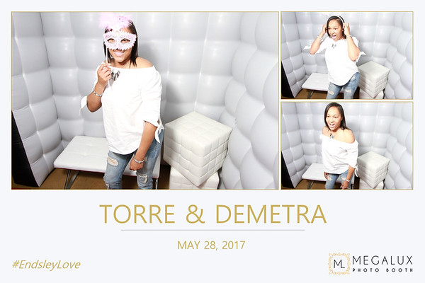 Torre & Demetra Wedding 05-28-2017