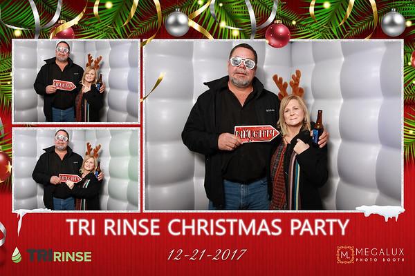 Tri Rinse Christmas Party 12-21-17
