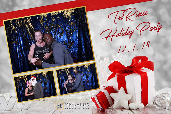 Tri-Rinse Holiday Party 12-01-18