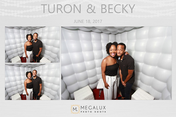 Turon & Becky Wedding 06-18-17