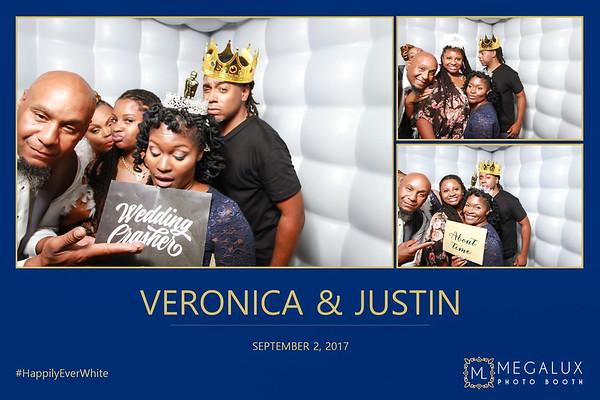 Veronica & Justin Wedding 09-03-17