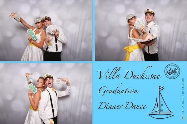 Villa Duchesne Graduation Dinner Dance 05-21-18