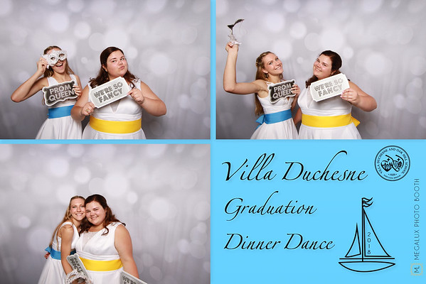 Villa Duchesne Graduation Dinner Dance 05-21-18