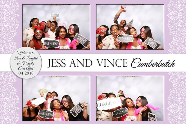 Vincent & Jessica Wedding 04-28-18