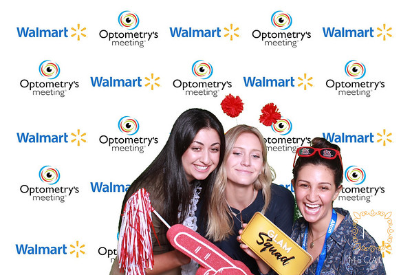 Walmart & Optometry's Meeting 2019 Event 06-21-19